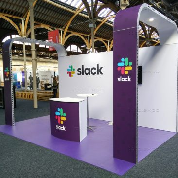 Slack at Jobbio Higher 2019