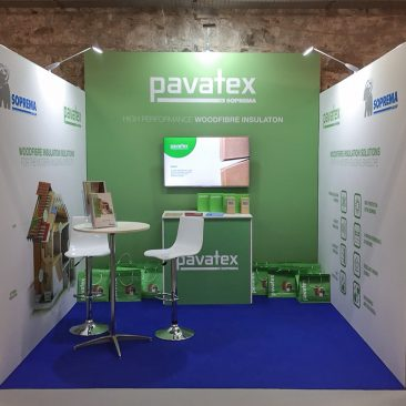 Soprema Pavatex at Architecture Expo 2018