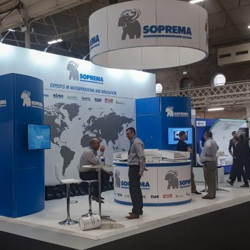 Soprema at Architecture Expo 2018