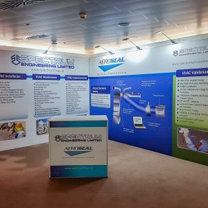 Spectrum HVAC at Pharma Show 2019