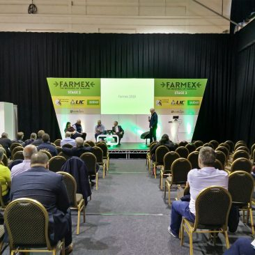 Stage 2 at Farmex 2018