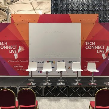 Stage at Tech Connect 2019