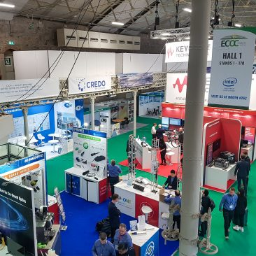 Stands at ECOC 2019