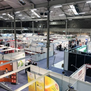 Stands at FM Ireland 2019