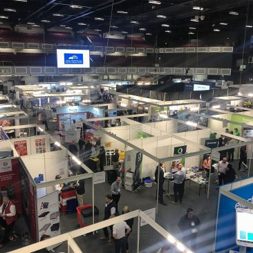 Stands at Food & Drink 2019