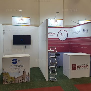Stands at IHC 2019