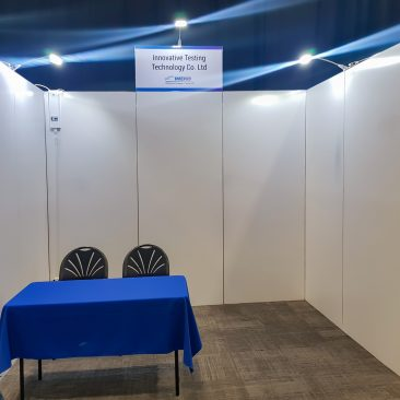 Stands at IMEKO 2018