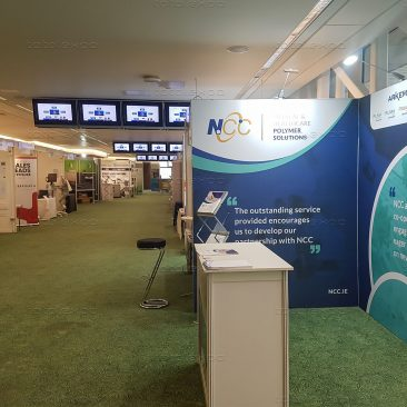 Stands at Medical Technology 2019
