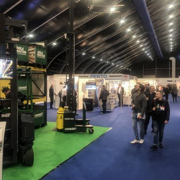 Stands at Northern Ireland Manufacturing Expo 2020