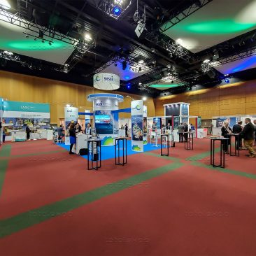 Stands at Ocean Energy Conference 2019