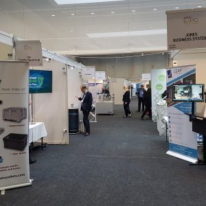 Stands at South East Business Expo 2019