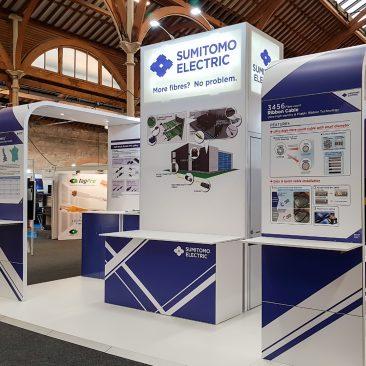 Sumitomo Electric at Datacentres 2017