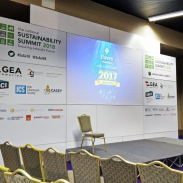 Sustainability Stage at Manufacturing Expo 2018