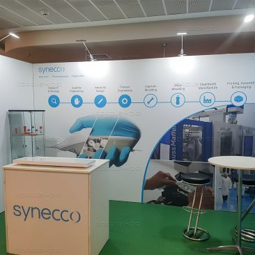 Synecco at Medical Technology 2019