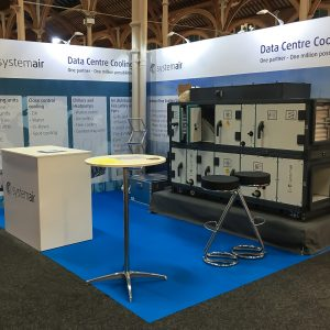 Systemair at Datacentres 2017