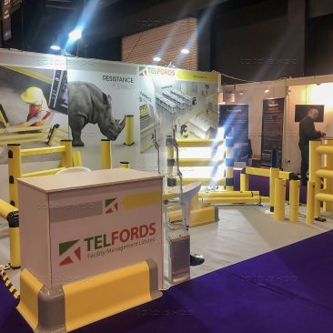Telfords Facility Management at Manufacturing Expo 2020