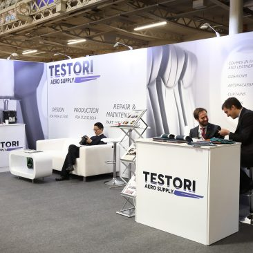Testori at Aviation Summit 2018