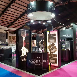 The Manicure Company at Irish Beauty Show 2020