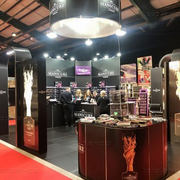 The Manicure Company at Professional Beauty Ireland 2019