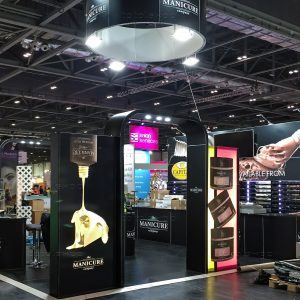 The Manicure Company at Professional Beauty London 2019