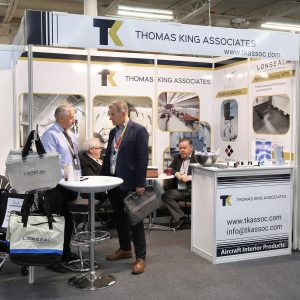 Thomas King Associates at Aviation Summit 2018