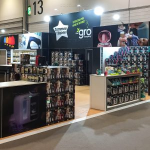 Tommee Tippee at the Baby Show Excel UK 2019
