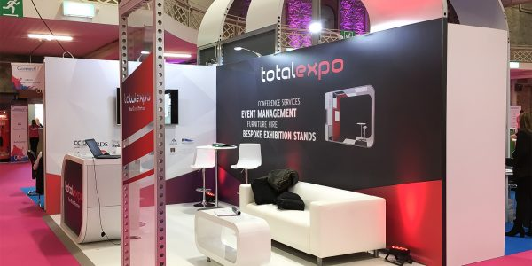 Totalexpo at Connect17
