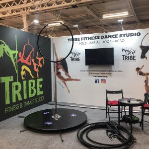 Tribe at Perform Ireland 2019