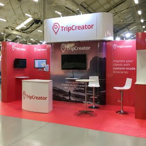 TripCreator at FTE 2018