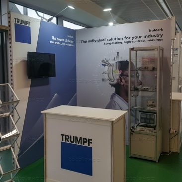 Trumpf at Medical Technology 2019