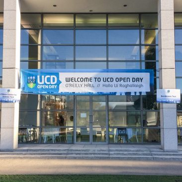 UCD Open Day 2017