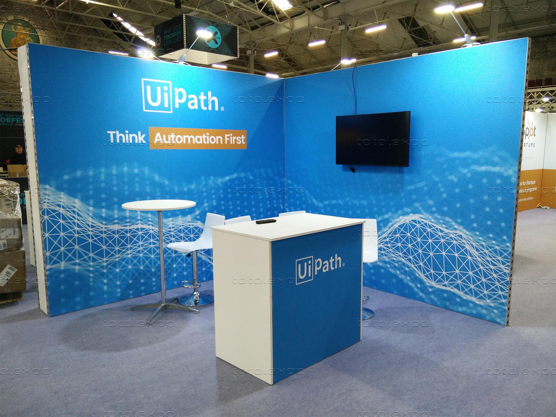 UI Path at Dublin Tech Summit 2019 - Total Expo