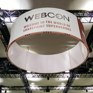 Webcon at Sharepoint 2017