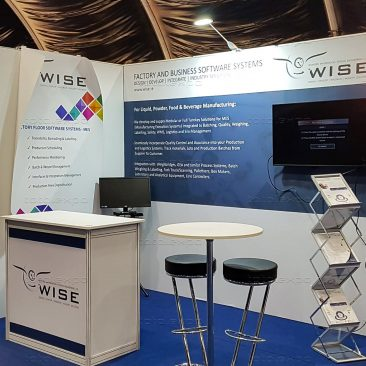 Wise at Northern Ireland Manufacturing Expo 2019