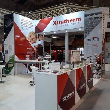 Xtratherm at Architecture Expo 2018