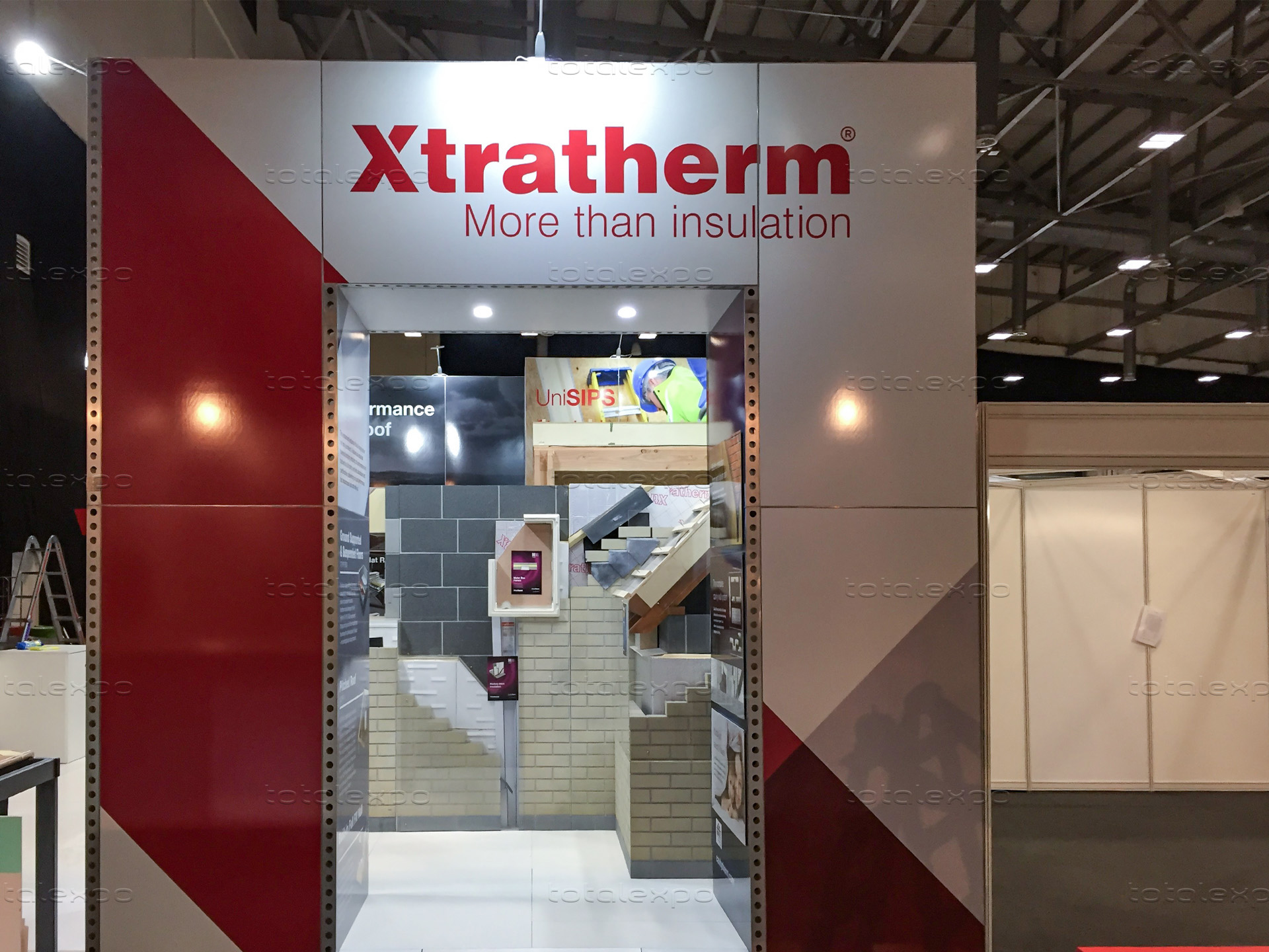 Xtratherm At Rci Show Uk Total Expo