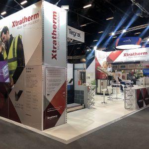 Xtratherm at Selfbuild Dublin Citywest 2019