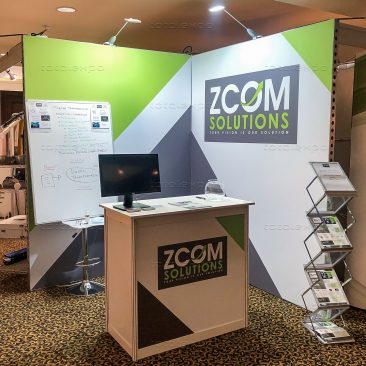 Zcom Solutions at Manufacturing Expo 2020