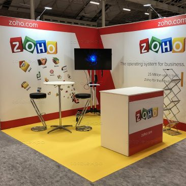 Zoho at Tech Connect 2019