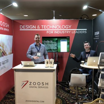 Zoosh Group at Manufacturing Expo 2019