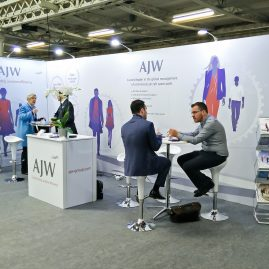 AJW at Aviation Summit 2017