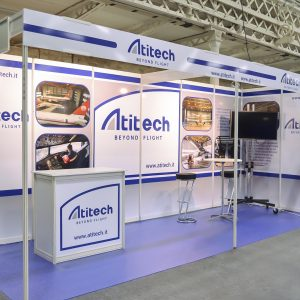 Atitech at Aviation Summit 2017