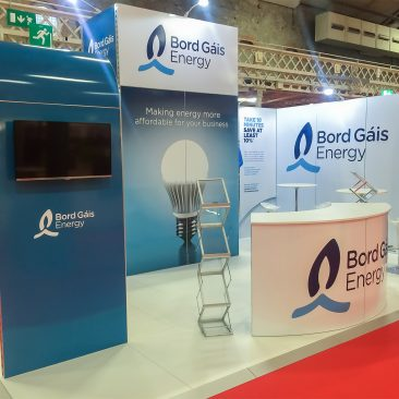 Bord Gais at Energy Show 2017