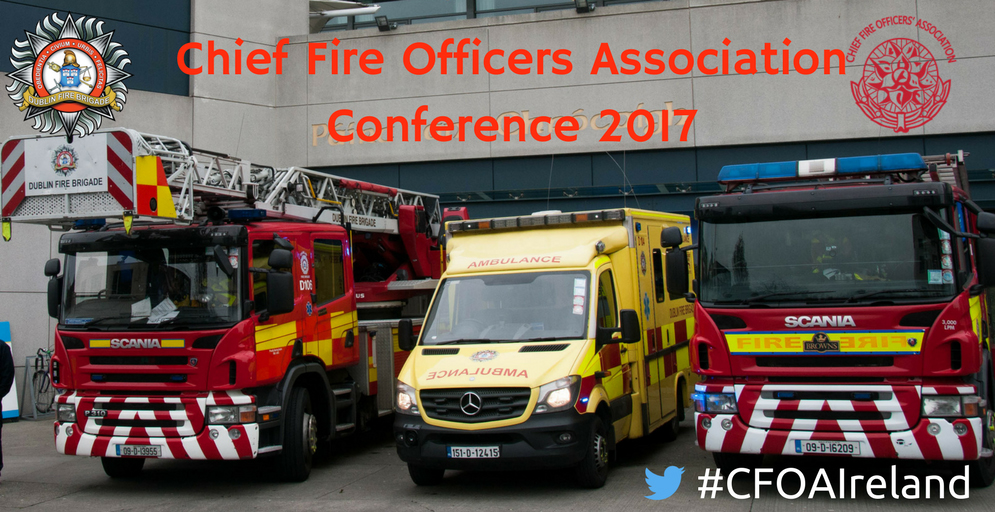 Fire Officers Conference at Croke Park 2017