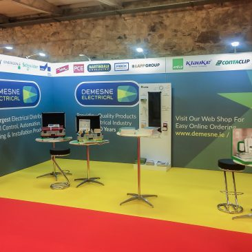 Demesne Electrical at Energy Show 2017