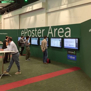 ePoster Area at EANS 2019