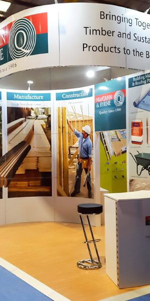 MacCann & Byrne at Hardware Show 2017