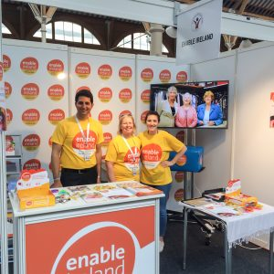 Enable Ireland at Active Retirement 2017