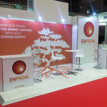 Enprova at Energy Show 2017