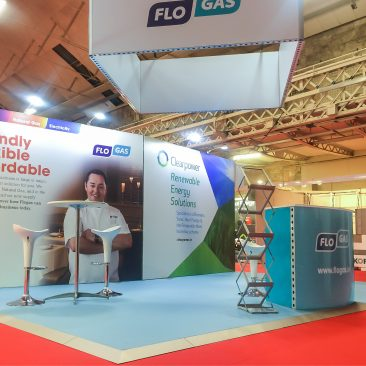 Flogas at Energy Show 2017